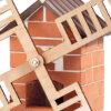 "Teifoc, Χτίζοντας ""Ανεμόμυλος"", σετ κατασκευής, κατασκευή, κατασκευές, κατασκευες, κατασκευεσ, κατασκευη, φτιαξτο, παιδικες κατασκευες, ειδη χομπυ, kataskeues"