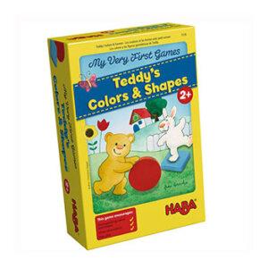 """Haba Επιτραπέζιο """"Χρώματα και σχήματα του Τέντι"""", επιτραπέζιο, επιτραπέζια, επιτραπέζια παιχνίδια, επιτραπέζιο παιχνίδι, παιχνιδια, παιδικα παιχνιδια, παιχνιδια για παιδια, paixnidia, pexnidia, haba, haba 7135"""