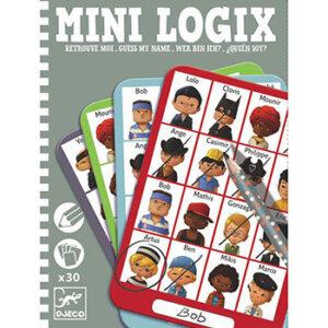 "Djeco Μίνι παιχνίδι λογικής 30 καρτών ""Μάντεψε το όνομα μου"", djeco, djeco 05356, παιχνίδι λογικής, μάντεψε ποιος, επιτραπέζια παιχνίδια, επιτραπεζια, επιτραπεζια παιχνιδια, εκπαιδευτικά παιχνίδια, παιδαγωγικά παιχνίδια, παιδικά παιχνίδια, δώρα, δώρο, επιτραπέζια, παιχνίδια για κορίτσια, παιχνίδια για αγόρια"