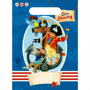 σακούλες δώρου, σακούλες δώρου sharky, είδη πάρτυ, είδη πάρτι, πάρτυ, πάρτι, παιδικό πάρτυ, παιδικό πάρτι, spiegelburg, spiegelburg 13260