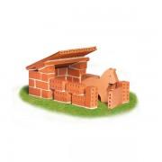 Teifoc Χτίζοντας «Μίνι στάβλο για άλογα»