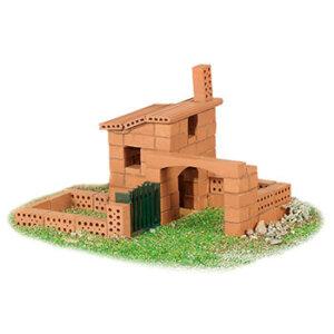 "Teifoc, Χτίζοντας ""Καλύβα"", σετ κατασκευής, κατασκευή, κατασκευές, κατασκευες, κατασκευεσ, κατασκευη, φτιαξτο, παιδικες κατασκευες, ειδη χομπυ, kataskeues"