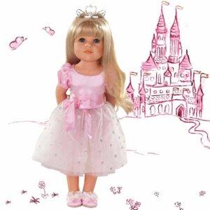 Κούκλα Hannah Princess Gotz 50 cm (Limited Edition), Κούκλα Gotz, Just like me, Hannah, κουκλα, παιχνιδια με μωρα, παιχνιδια για μωρα, κουκλεσ, μωρο, παιχνιδια για κοριτσια με μωρα, mvrakia, κουκλα μου, παιδικα παιχνιδια, εκπαιδευτικα παιχνιδια, Gotz, Gotz 1359072