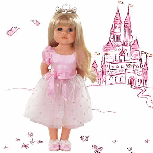 Κούκλα Hannah Princess Gotz 50 cm (Limited Edition)
