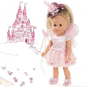 Κούκλα Paula Gotz 27 cm, Κούκλα Gotz, Just like me, Paula, κουκλα, παιχνιδια με μωρα, παιχνιδια για μωρα, κουκλεσ, μωρο, παιχνιδια για κοριτσια με μωρα, mvrakia, κουκλα μου, παιδικα παιχνιδια, εκπαιδευτικα παιχνιδια, Gotz, Gotz 1613027