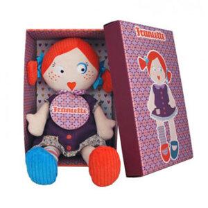 Κούκλα Deglingos Francette, Deglingos, κουκλα, παιχνιδια με μωρα, παιχνιδια για μωρα, κουκλεσ, μωρο, παιχνιδια για κοριτσια με μωρα, mvrakia, κουκλα μου, παιδικα παιχνιδια, εκπαιδευτικα παιχνιδια