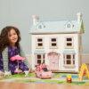 Ξύλινο κουκλόσπιτο MAYBERRY MANOR της Le Toy Van, παιδικα παιχνιδια, εκπαιδευτικα παιχνιδια, παιχνιδια με σπιτια, κατασκευεσ για παιδια, κουκλοσπιτο, κουκλοσπιτα, κουκλόσπιτο, κουκλόσπιτα, Η118, le toy van, παιχνίδια le toy van