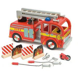 Πυροσβεστικό όχημα της Le Toy Van, ξύλινα παιχνίδια, παιχνίδια, παιχνιδια, παιχνίδια για αγόρια. αυτοκινητάκια, παιχνίδια με αυτοκίνητα, παιχνίδια με αυτοκινητάκια, δώρα, δώρο, δώρα για αγόρια, δώρα για παιδιά, οικολογικά παιχνίδια, πυροσβεστική, tv427, le toy van, παιχνίδια le toy van
