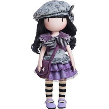 Κούκλα Little Violet Gorjuss, santoro gorjuss, gorjuss, santoro london, gorjuss santoro, gorgeous santoro, gorjuss dolls, santoro london gorjuss, κουκλεσ, κουκλα, Little Violet, 04906
