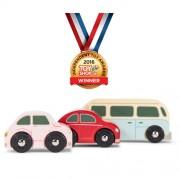 Ξύλινα Ρετρό Αυτοκίνητα της Le Toy Van