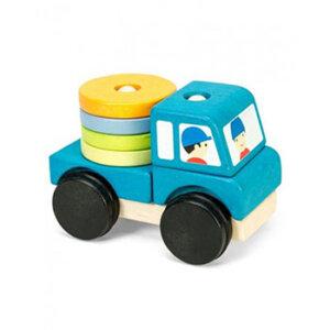 Συναρμολογούμενο Ξύλινο φορτηγό της Le Toy Van, φορτηγό, ξύλινα παιχνίδια, παιχνίδια, παιχνιδια, παιχνίδια για αγόρια. αυτοκινητάκια, παιχνίδια με αυτοκίνητα, παιχνίδια με αυτοκινητάκια, δώρα, δώρο, δώρα για αγόρια, δώρα για παιδιά, οικολογικά παιχνίδια, ξύλινη πυροσβεστική, tv457, le toy van, παιχνίδια le toy van
