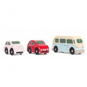 Ξύλινα Ρετρό Αυτοκίνητα της Le Toy Van, ξύλινα παιχνίδια, παιχνίδια, παιχνιδια, παιχνίδια για αγόρια. αυτοκινητάκια, παιχνίδια με αυτοκίνητα, παιχνίδια με αυτοκινητάκια, δώρα, δώρο, δώρα για αγόρια, δώρα για παιδιά, οικολογικά παιχνίδια, ξύλινη πυροσβεστική, tv463, le toy van, παιχνίδια le toy van