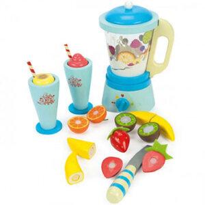 Σετ μπλέντερ της Le Toy Van, κουζινικά, κουζινικά παιχνίδια, κουζινικά για κορίτσια, koyzinika, kouzinika, σετ καφέ, σετ τσαγιού, πάρτι γενεθλίων, ξύλινα παιχνίδια, παιχνίδι ρόλων, παιχνίδια ρόλων, παιχνιδια, πεχνιδια, paixnidia gia koritsia, παιχνιδια για αγορια, paixnidia gia agoria, παιχνιδια για παιδια, παιδικα παιχνιδια, tv296, le toy van, παιχνίδια le toy van