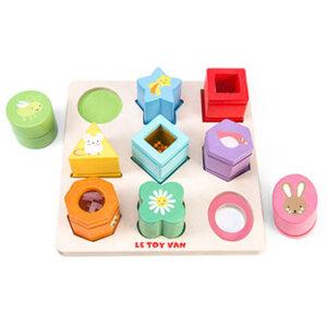 Ξύλινο παιχνίδι αισθήσεων Petilou της Le Toy Van, μαθαίνω τις αισθήσεις, εκμαθηση αισθησεων, στοίβα, τουβλάκια, ζωάκια, σετ ζωάκια, ξύλινα παιχνίδια, παιχνίδια ισορροπίας, παιχνίδι ισορροπίας, βρεφικά, βρεφικά παιχνίδια, παιχνίδια, παιχνιδια, παιχνίδια με ζωάκια, παιχνίδια με ζώα, δώρα, δώρο, δώρα για παιδιά, δώρα για παιδιά, οικολογικά παιχνίδια, PL089, le toy van, Petilou, παιχνίδια le toy van