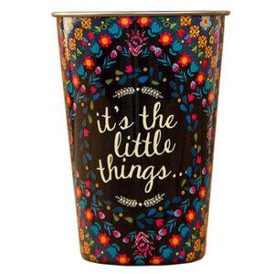 Ποτήρι ανοξείδωτο Natural Life it΄s the little things, γυναικεια, koypes, γυναικειο, φλυτζανι καφε συμβολα, κεικ σε κουπα, καφε για διαβασμα, flitzani, σετ τσαγιου, φλυτζανι τσαγιου, κουπα καφε, φλυτζανια, φλυτζανι καφε, φλιτζάνι, κουπεσ, κουπεσ καφε, φλυτζανι, φλυτζανια τσαγιου, φλυτζανια καφε, koupes, φλιτζανια, δωρα, δωρο πασχα, πρωτοτυπο, δωρο χριστουγεννων, δωρα χριστουγεννων, δωρα γενεθλιων, χριστουγεννιατικα δωρα, πρωτοτυπα δωρα, δωρα για το σπιτι, τι δωρο να παρω στην κολλητη μου, χειροποιητα χριστουγεννιατικα δωρα, δωρα γενεθλιων για φιλη, το καλυτερο δωρο, ιδέεσ για δώρα γενεθλίων, natural life, 35806