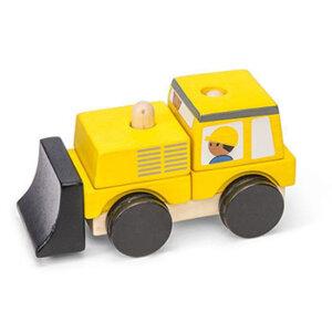 Συναρμολογούμενη Ξύλινη Μπουλντόζα της Le Toy Van, μπουλντόζα, ξύλινα παιχνίδια, παιχνίδια, παιχνιδια, παιχνίδια για αγόρια. αυτοκινητάκια, παιχνίδια με αυτοκίνητα, παιχνίδια με αυτοκινητάκια, δώρα, δώρο, δώρα για αγόρια, δώρα για παιδιά, οικολογικά παιχνίδια, ξύλινη πυροσβεστική, tv456, le toy van, παιχνίδια le toy van