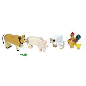 Σετ ζωάκια της Le Toy Van, ζωάκια, σετ ζωάκια, ξύλινα παιχνίδια, παιχνίδια, παιχνιδια, παιχνίδια με ζωάκια, παιχνίδια με ζώα, δώρα, δώρο, δώρα για παιδιά, δώρα για παιδιά, οικολογικά παιχνίδια, tv890, le toy van, παιχνίδια le toy van