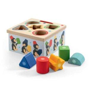 Djeco Παιχνίδι ταξινόμησης 'Πιγκουινάκια'