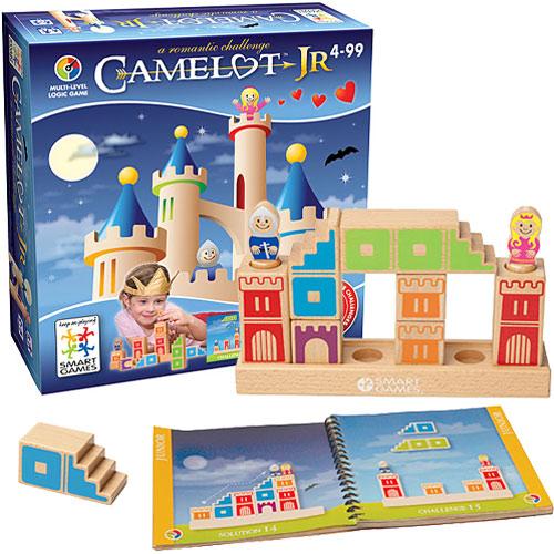 """Smartgames Επιτραπέζιο """"Ξύλινο Κάστρο Κάμελοτ"""""""