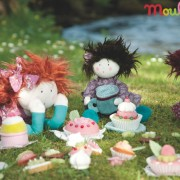 Moulin Roty Κούκλα Le coquette Fanette