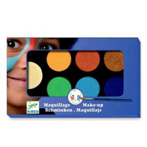 Djeco παλέτα μακιγιάζ 6 χρώματα 'Φυσικά', εσηοπ, paxnidia, djeco παιχνίδια, παιχνιδια djeco, παιχνιδια για παιδια, παιχνιδια για παρτυ, djeco online shop, αποκριατικο μακιγιαζ για παιδια, αποκριατικο μακιγιαζ, μακιγιαζ παιχνιδια, μακιγιαζ για παιδια, face painting μπογιεσ, παιδικο μακιγιαζ, μακιγιαζ αποκριατικο, αποκριατικα μακιγιαζ προσωπου,βαψιμο προσωπου, face painting υλικα,μακιγιαζ για αποκριεσ, αποκριατικες στολες, στολεσ αποκριατικεσ, αποκριεσ 2017, στολεσ, βεστιαριο, αποκριατικεσ στολεσ, αποκριατικα, αποκριατικες παιδικες στολες, stoles apokriatikes, παιδικες αποκριατικες στολες, αποκριατικη μασκα, αποκριεσ, apokries, αποκριατικεσ στολεσ για αγορια, τσικνοπέμπτη, καθαρα δευτερα, καρναβαλι, αποκριεσ στο νηπιαγωγειο, αποκριατικες στολες παιδικες, dj09230