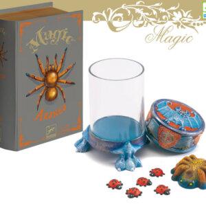 Djeco Μαγικό Τρικ 'Η παγιδευμένη αράχνη', dj 09902,