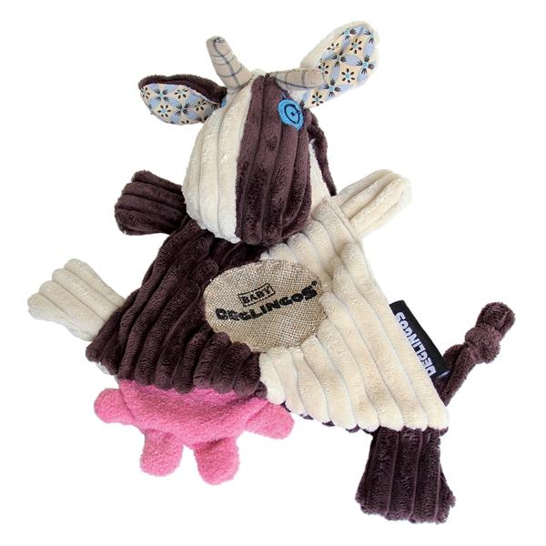 Deglingos Milkos η αγελαδίτσα doudou (νάνι)