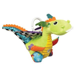 Lamaze Κρεμαστό Παιχνίδι Flip Flap Dragon, lamaze, lamaze παιχνίδια, lamaze toys, LC27565, παιχνιδια, ζωακια, κουκλα, zoakia, παιχνιδια με ζωα, κουκλεσ μωρα, παιδικα, μωρο, βρεφικα ειδη, μωρα, το παιχνιδι, zvakia, koukles, παιχνιδια για παιδια, παιχνιδια με αρκουδακια