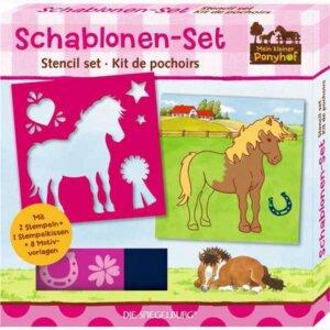 """Σετ Στένσιλ """"Our Pony Farm"""", stensil, στενσιλ, στένσιλ, χειροτεχνίες, χειροτεχνίες για παιδιά, κατασκευές, καλλιτεχνικά, εκπαιδευτικά παιχνίδια, ζωγραφική, ζωγραφιές, παιδαγωγικά, εκπαιδευτικά, παιδαγωγικά παιχνίδια, djeco, djeco 08985, καλλιτεχνικά, παιχνιδια, πεχνιδια, paixnidia gia koritsia, παιχνιδια για αγορια, paixnidia gia agoria, παιχνιδια για παιδια, παιδικα παιχνιδια, our pony farm, spiegelburg, spiegelburg 13887"""