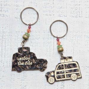 """Μπρελόκ """"Enjoy the ride"""" Natural Life, μπρελοκ, κλειδια, διακοσμητικα, μπρελοκ για ζευγαρια, μεταλικα, κρεμαστα, brelock, μπρελοκ κλειδιων, μπρελοκ αυτοκινητου, δώρα, κλειδοθηκη, μπρελοκ για κλειδια, εξυπνα, χειροποιητα μπρελοκ, μπρελοκ κλειδιων αυτοκινητου, mprelok, κρικοι για μπρελοκ, δωρα, δωρο πασχα, πρωτοτυπο, δωρο χριστουγεννων, δωρα χριστουγεννων, δωρα γενεθλιων, χριστουγεννιατικα δωρα, πρωτοτυπα δωρα, δωρα για το σπιτι, τι δωρο να παρω στην κολλητη μου, χειροποιητα χριστουγεννιατικα δωρα, δωρα γενεθλιων για φιλη, το καλυτερο δωρο, ιδέεσ για δώρα γενεθλίων, natural life, natural life greece, KC139"""
