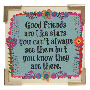 "Natural Life Μαγνητάκι ""Good Friends Are Like Stars"", μαγνητακια, μαγνητακι, αυτοκολλητα ψυγειου, ψυγεια, ψυγειο, μαγνητακια ψυγειου, magnites, αυτοκόλλητα ψυγείου, cygeio, αυτοκολλητα ψυγειου 3d, psigio, μαγνητακια στο ψυγειο, μαγνητεσ, μαγνιτακια, μαγνητεσ τιμεσ, magnhtakia, psugeio, psygeio, natural life, natural life greece, MAG174"