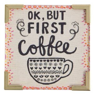 "Natural Life Μαγνητάκι ""Ok, But First Coffee"", μαγνητακια, μαγνητακι, αυτοκολλητα ψυγειου, ψυγεια, ψυγειο, μαγνητακια ψυγειου, magnites, αυτοκόλλητα ψυγείου, cygeio, αυτοκολλητα ψυγειου 3d, psigio, μαγνητακια στο ψυγειο, μαγνητεσ, μαγνιτακια, μαγνητεσ τιμεσ, magnhtakia, psugeio, psygeio, natural life, natural life greece, MAG175"