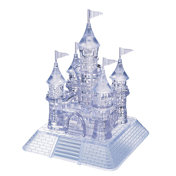 Crystal Puzzle Castle U-Clear 3D