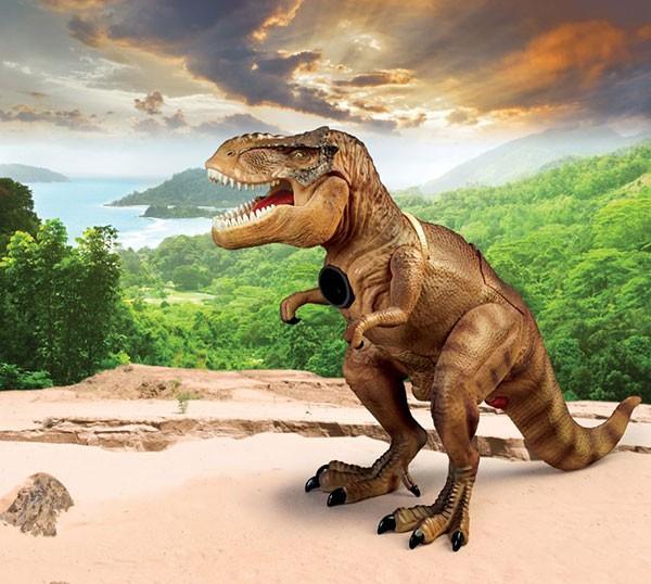 "Brainstorm Προβολέας και Συναγερμός ""T-Rex Projector"""