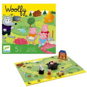 Djeco Επιτραπέζιο 'Ο λύκος και τα 3 γουρουνάκια', djeco, djeco 08427, επιτραπέζια παιχνίδια, επιτραπεζια, επιτραπεζια παιχνιδια, εκπαιδευτικά παιχνίδια, παιδαγωγικά παιχνίδια, παιδικά παιχνίδια, δώρα, δώρο, επιτραπέζια, παιχνίδια για κορίτσια, παιχνίδια για αγόρια