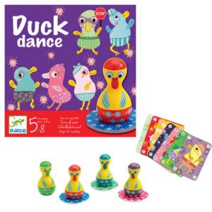 Djeco Επιτραπέζιο παιχνίδι 'Χορός της πάπιας', djeco, djeco 08486, επιτραπέζια παιχνίδια, επιτραπεζια, επιτραπεζια παιχνιδια, εκπαιδευτικά παιχνίδια, παιδαγωγικά παιχνίδια, παιδικά παιχνίδια, δώρα, δώρο, επιτραπέζια, παιχνίδια για κορίτσια, παιχνίδια για αγόρια