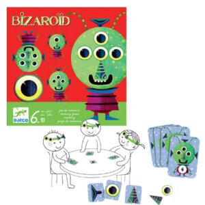 Djeco Επιτραπέζιο 'Bizaroid', παιχνιδια κηπου, παιχνιδια εξωτερικου χωρου, νεροπιστολο, παιχνιδια, pexnidia, παιχνίδι, παιχνιδια για κοριτσια, παιχνιδια για αγορια, παρτυ γενεθλιων, χωροι για παιδικα παρτυ, παιδικο παρτυ, παρτυ, ειδη παρτυ, idees gia paidiko party, προσκλησεισ για παρτυ, δωρα για παιδικα παρτυ, δωράκια για παιδικό πάρτυ, πρωτοτυπεσ ιδεεσ για παρτυ, ειδη γενεθλιων, παιδικα παιχνιδια για παρτυ, πρωτοτυπα παιδικα παρτυ, δωρα για παιδικα παρτυ οικονομικα, παιδικα γενεθλια στο σπιτι, παιδικα παρτυ θεσσαλονικη, ειδη παρτυ γενεθλιων, διακοσμηση παρτυ, παιχνιδια για παρτυ, ιδεεσ διακοσμησησ για παιδικο παρτυ, δωρα για παιδικο παρτυ, παιδικα παρτυ αθηνα, παιδικο παρτυ διακοσμηση, paidiko party, παρτυ για κοριτσια, υλικα για παρτυ, χωροι για παιδικα παρτυ, παιδικεσ εκδηλωσεισ, ιδεεσ για παιδικο παρτυ, ειδη για παιδικο παρτυ, παρτι, djeco, djeco παιχνίδια, djeco παζλ, djeco online shop, παιχνίδια djeco αθήνα, djeco θεσσαλονικη, djeco 08490