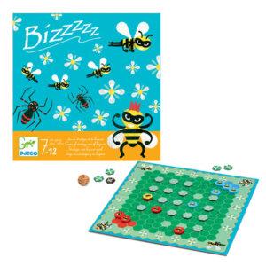 Djeco Επιτραπέζιο 'Bizzzzz', djeco, djeco 08499, επιτραπέζια παιχνίδια, επιτραπεζια, επιτραπεζια παιχνιδια, εκπαιδευτικά παιχνίδια, παιδαγωγικά παιχνίδια, παιδικά παιχνίδια, δώρα, δώρο, επιτραπέζια, παιχνίδια για κορίτσια, παιχνίδια για αγόρια
