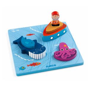 Djeco Σφηνώματα 'Η Θάλασσα', pazl djeco, παζλ djeco, παιδικά παζλ, παζλ για παιδιά, pazl, puzzle, puzzles, παιχνίδια με παζλ, παζλ games, παζλ για κορίτσια, παζλ για παιδιά, παιδικά παιχνίδια, δώρα, δώρο, επιτραπέζια, παιχνίδια για κορίτσια, παιχνίδια για αγόρια, djeco, djeco παιχνίδια, djeco παζλ, djeco online shop, παιχνίδια djeco αθήνα, djeco θεσσαλονικη, djeco 01046