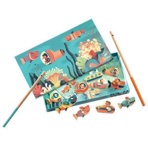 Djeco Παιχνίδι Μαγνητικό Ψάρεμα 'Καρχαρίες στο βυθό', εκπαιδευτικά παιχνίδια, παιδαγωγικά παιχνίδια, ψαράκια, παιδικά παιχνίδια, δώρα, δώρο, επιτραπέζια, παιχνίδια για κορίτσια, παιχνίδια για αγόρια, παιδικά παιχνίδια, δώρα, δώρο, επιτραπέζια, παιχνίδια για κορίτσια, παιχνίδια για αγόρια, djeco, djeco παιχνίδια, djeco παζλ, djeco online shop, παιχνίδια djeco αθήνα, djeco θεσσαλονικη, djeco 01656