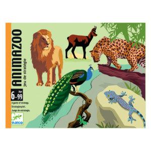Djeco Επιτραπέζιο με κάρτες 'Animazoo', djeco, djeco 05188, επιτραπέζια παιχνίδια, επιτραπεζια, επιτραπεζια παιχνιδια, εκπαιδευτικά παιχνίδια, παιδαγωγικά παιχνίδια, παιδικά παιχνίδια, δώρα, δώρο, επιτραπέζια, παιχνίδια για κορίτσια, παιχνίδια για αγόρια