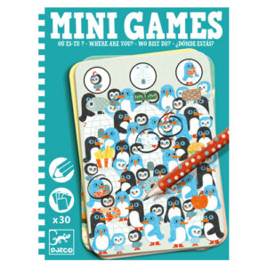 Djeco Μίνι σπαζοκεφαλιές 30 καρτών 'Βρες που είναι', djeco, djeco 05332, επιτραπέζια παιχνίδια, επιτραπεζια, επιτραπεζια παιχνιδια, εκπαιδευτικά παιχνίδια, παιδαγωγικά παιχνίδια, παιδικά παιχνίδια, δώρα, δώρο, επιτραπέζια, παιχνίδια για κορίτσια, παιχνίδια για αγόρια