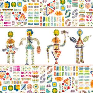 Djeco τρισδιάστατη κατασκευή 'Φιγούρες', χειροτεχνίες, χειροτεχνίες για παιδιά, κατασκευές, καλλιτεχνικά, εκπαιδευτικά παιχνίδια, παιδαγωγικά, εκπαιδευτικά, παιδαγωγικά παιχνίδια, djeco, παιχνιδια, πεχνιδια, paixnidia gia koritsia, παιχνιδια για παιδια, παιδικα παιχνιδια, djeco, djeco παιχνίδια, djeco παζλ, djeco online shop, παιχνίδια djeco αθήνα, djeco θεσσαλονικη, djeco 05631