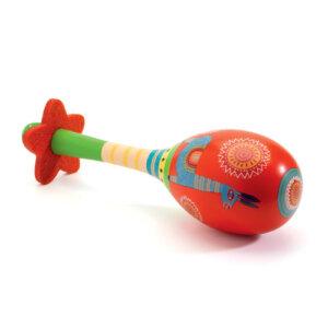 Djeco Μαράκα πολύχρωμη 18,3εκ., παιχνιδια, πεχνιδια, paixnidia gia koritsia, παιχνιδια για αγορια, paixnidia gia agoria, μουσικη, ξύλινα παιχνίδια, παιχνιδια με μουσικα οργανα, παιχνιδια για παιδια, παιδικα παιχνιδια, μουσικα οργανα, ξυλινα παιχνιδια, mousika organa, πνευστα, πνευστα οργανα, μουσικα οργανα για παιδια, djeco, djeco παιχνίδια, djeco παζλ, djeco online shop, παιχνίδια djeco αθήνα, djeco θεσσαλονικη, djeco 06008