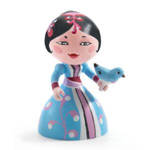 Djeco Φιγούρα πριγκίπισσας 'Himeka', φιγούρες, φιγούρα, φιγούρες Djeco, πριγκίπισσες Djeco, το ξύλινο αλογάκι, θρακομακεδόνες, toxilinoalogaki, δώρα, δώρο, παιδικά παιχνίδια, παιχνίδια, παιχνίδια για κορίτσια, djeco, djeco παιχνίδια, djeco παζλ, djeco online shop, παιχνίδια djeco αθήνα, djeco θεσσαλονικη, djeco 06758