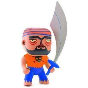 Djeco Φιγούρα πειρατή με γιαταγάνι 'Akim', φιγούρες, φιγούρα, φιγούρες Djeco, πειρατες Djeco, δώρα, δώρο, παιδικά παιχνίδια, παιχνίδια, παιχνίδια για αγόρια, djeco, djeco παιχνίδια, djeco παζλ, djeco online shop, παιχνίδια djeco αθήνα, djeco θεσσαλονικη, djeco 06806
