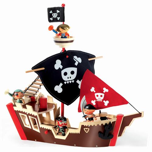 Djeco Πειρατικό καράβι