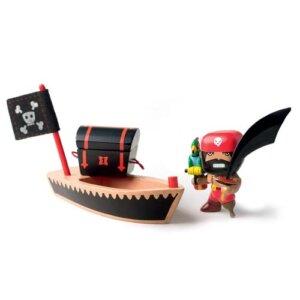 Djeco Φιγούρα πειρατή 'El Loco', πειρατικα καραβια, πειρατικά καράβια, ξυλινα καραβια, καράβια ξύλινα, φιγούρες, φιγούρα, φιγούρες Djeco, πειρατες Djeco, δώρα, δώρο, παιδικά παιχνίδια, παιχνίδια, παιχνίδια για αγόρια, djeco, djeco παιχνίδια, djeco παζλ, djeco online shop, παιχνίδια djeco αθήνα, djeco θεσσαλονικη, djeco 06832