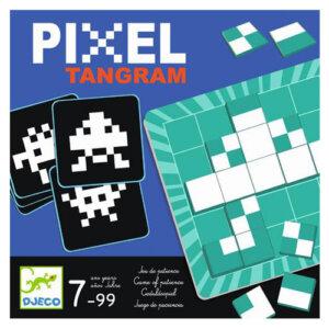 Djeco Pixel Τάνγκραμ, djeco, djeco 08443, επιτραπέζια παιχνίδια, επιτραπεζια, επιτραπεζια παιχνιδια, εκπαιδευτικά παιχνίδια, παιδαγωγικά παιχνίδια, παιδικά παιχνίδια, δώρα, δώρο, επιτραπέζια, παιχνίδια για κορίτσια, παιχνίδια για αγόρια