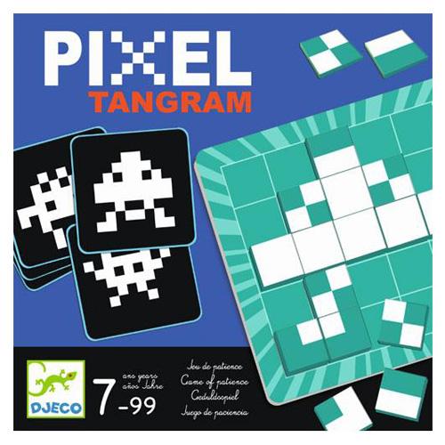 Djeco Pixel Τάνγκραμ
